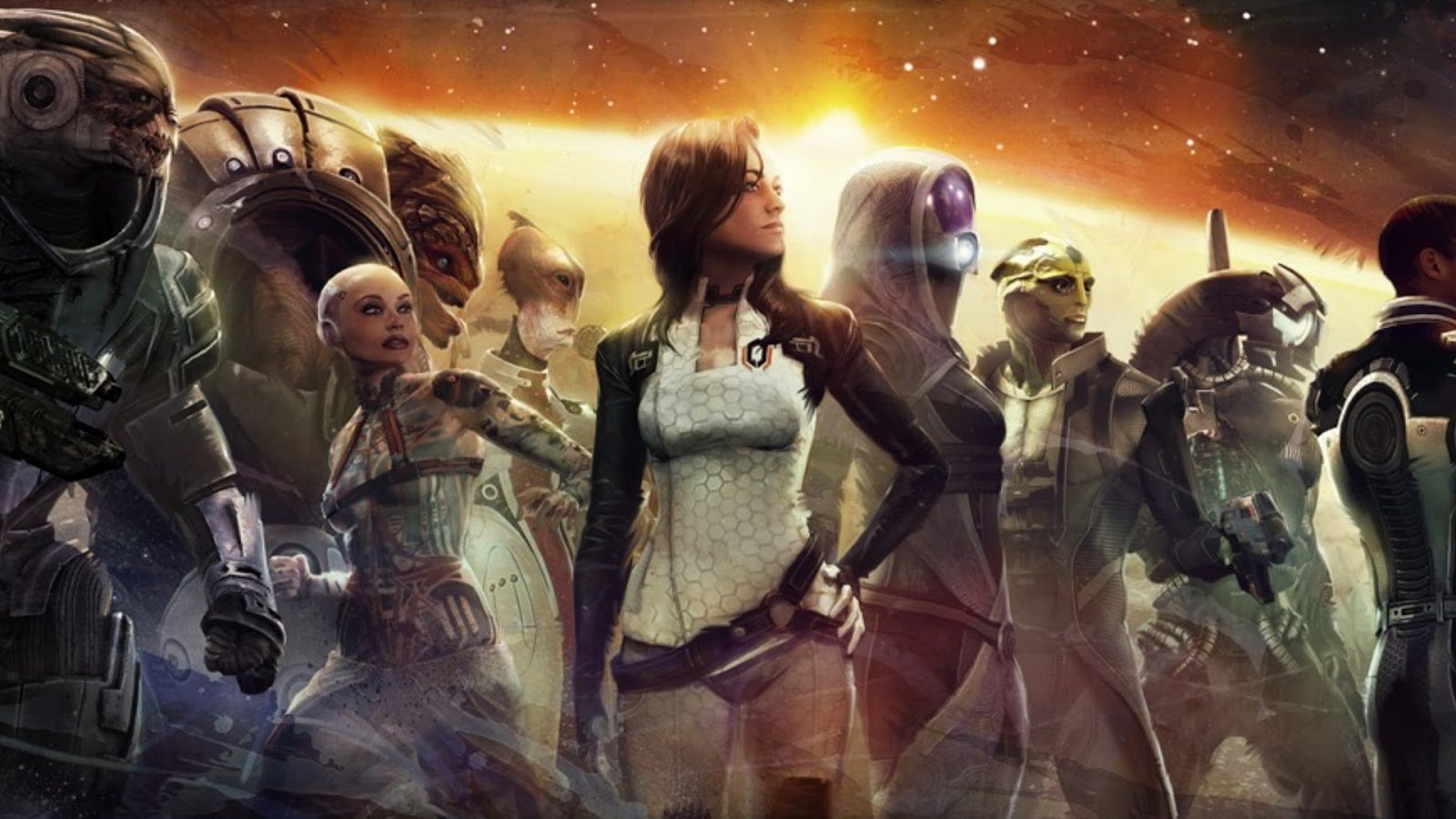 Best of the Worst: Ranking the Dirty Dozen in Mass Effect 2