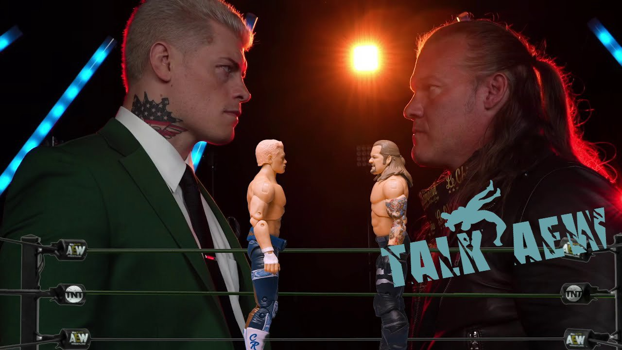 Talk AEW Podcast: Unrivaled Action Figures