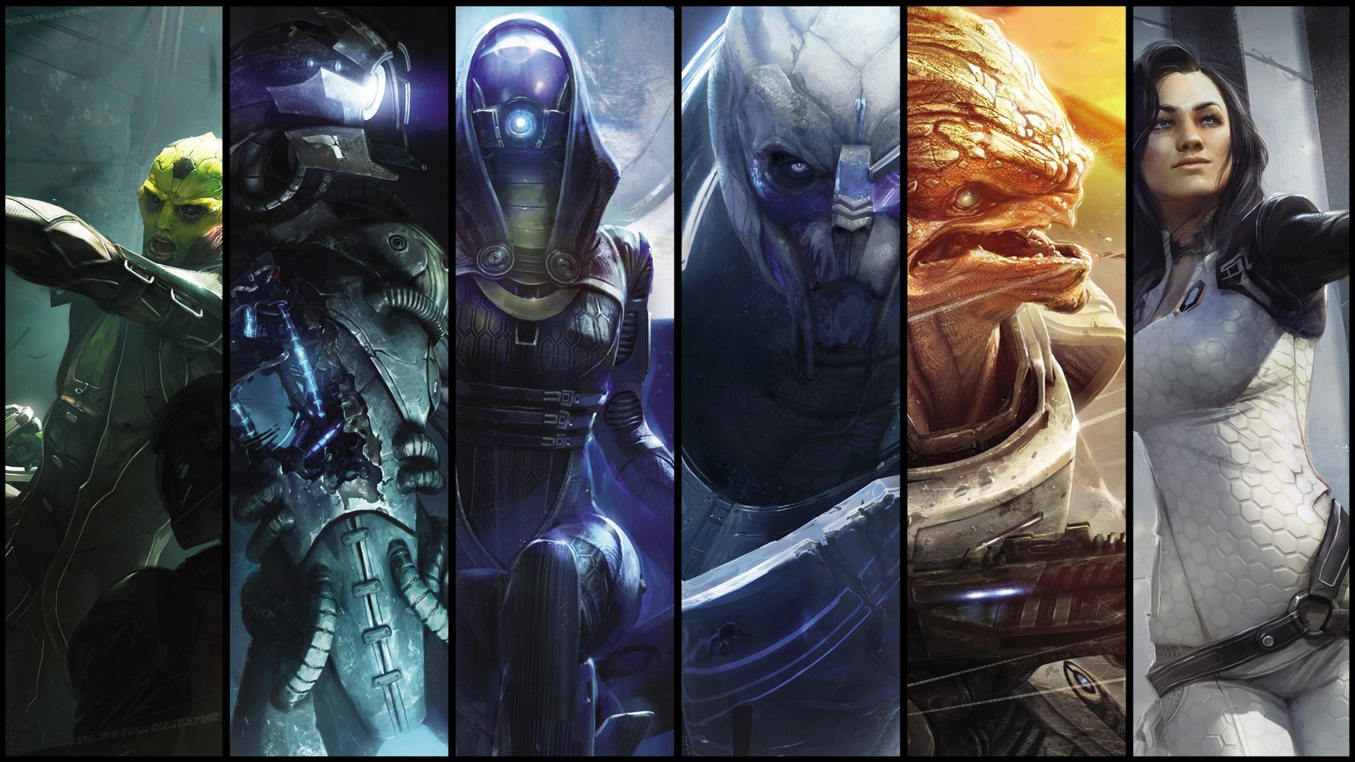 The Top 10 Most Memorable Moments In The Mass Effect Trilogy