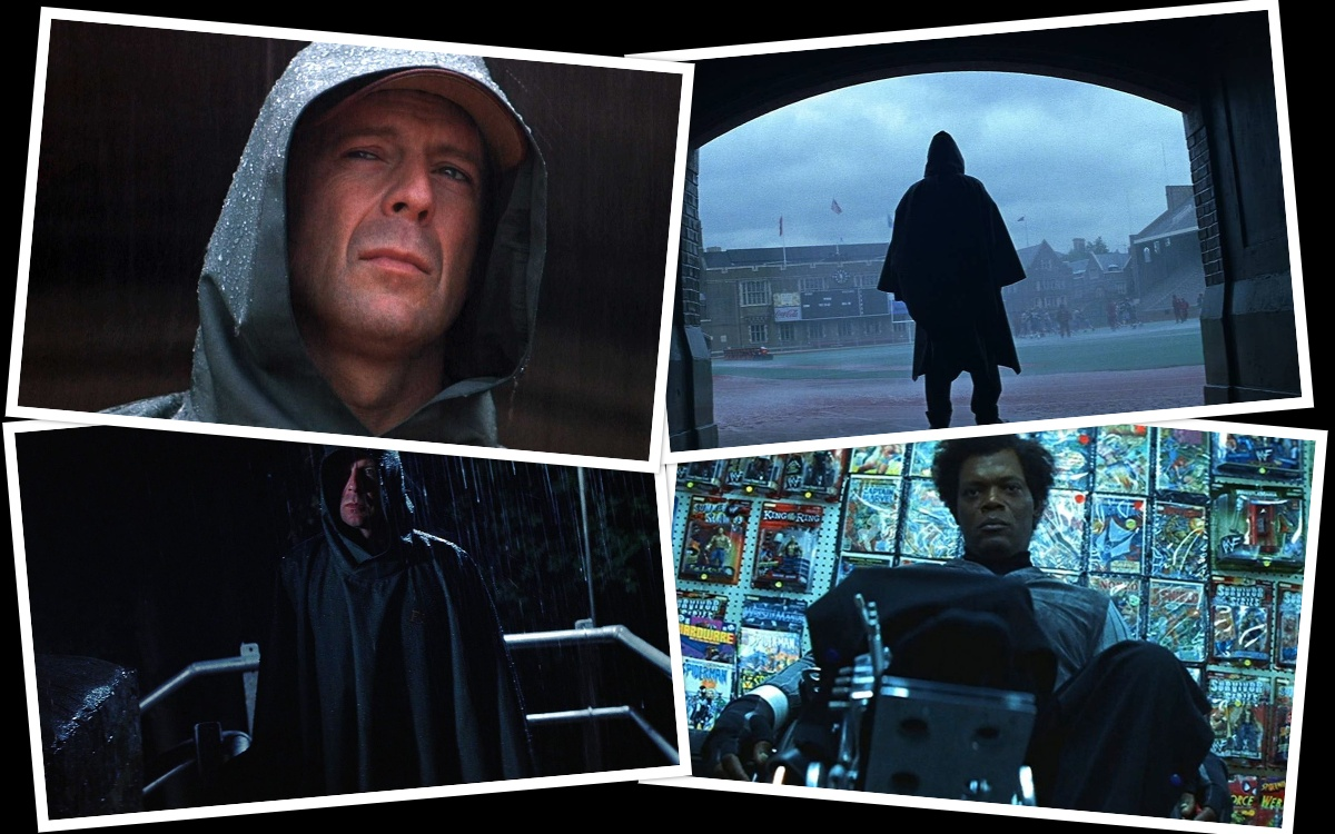 Unbreakable Movie Podcast-Review