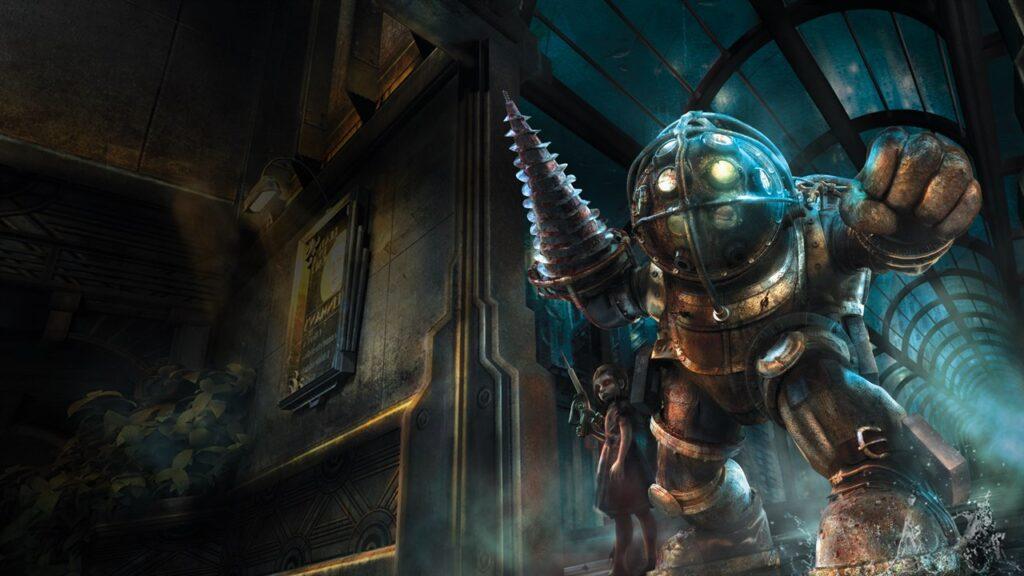 Bioshock cover art