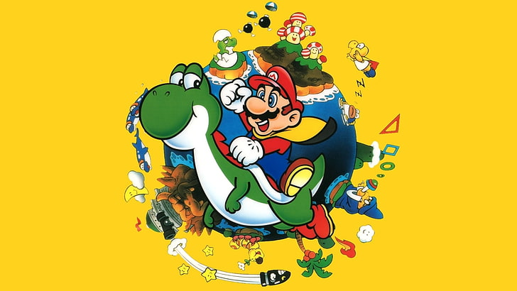 Super Mario World Review
