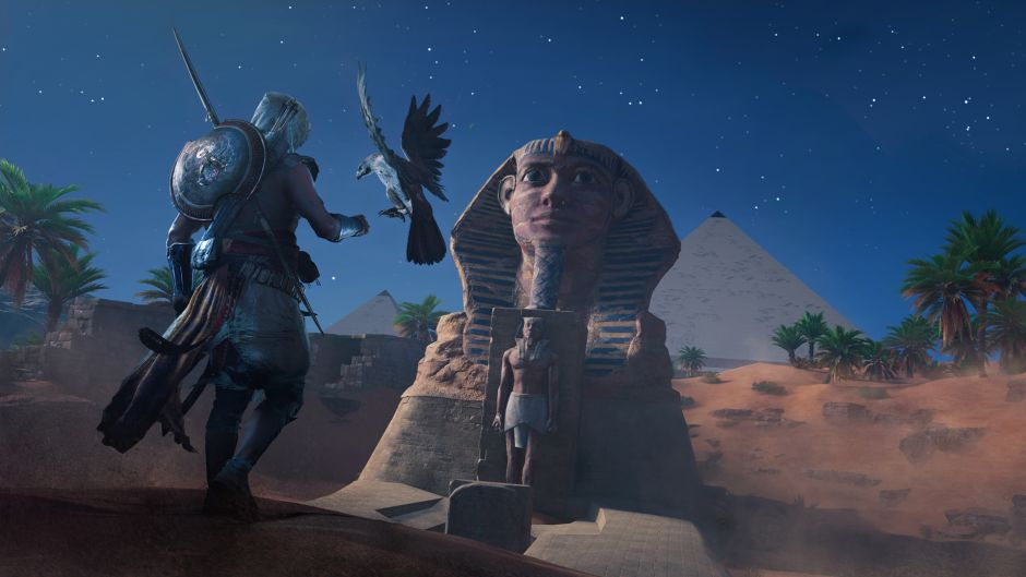 Assassin's Creed Origins' Will Have A Discovery Tour