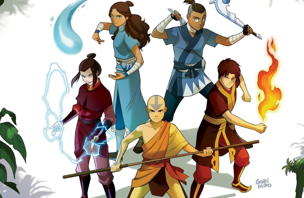 Avatar: The Last Airbender The Legend of Korra Gifts