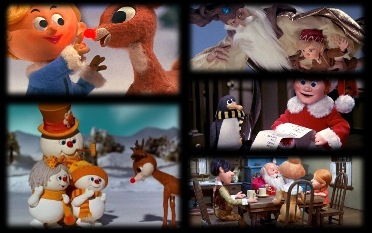 Best Stop-Motion Christmas Movies