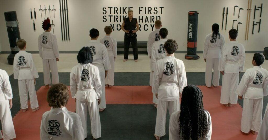 Cobra Kai Season 3 Netflix