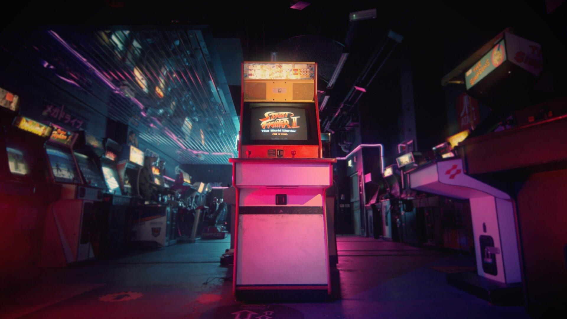 Street Fighter II documentary