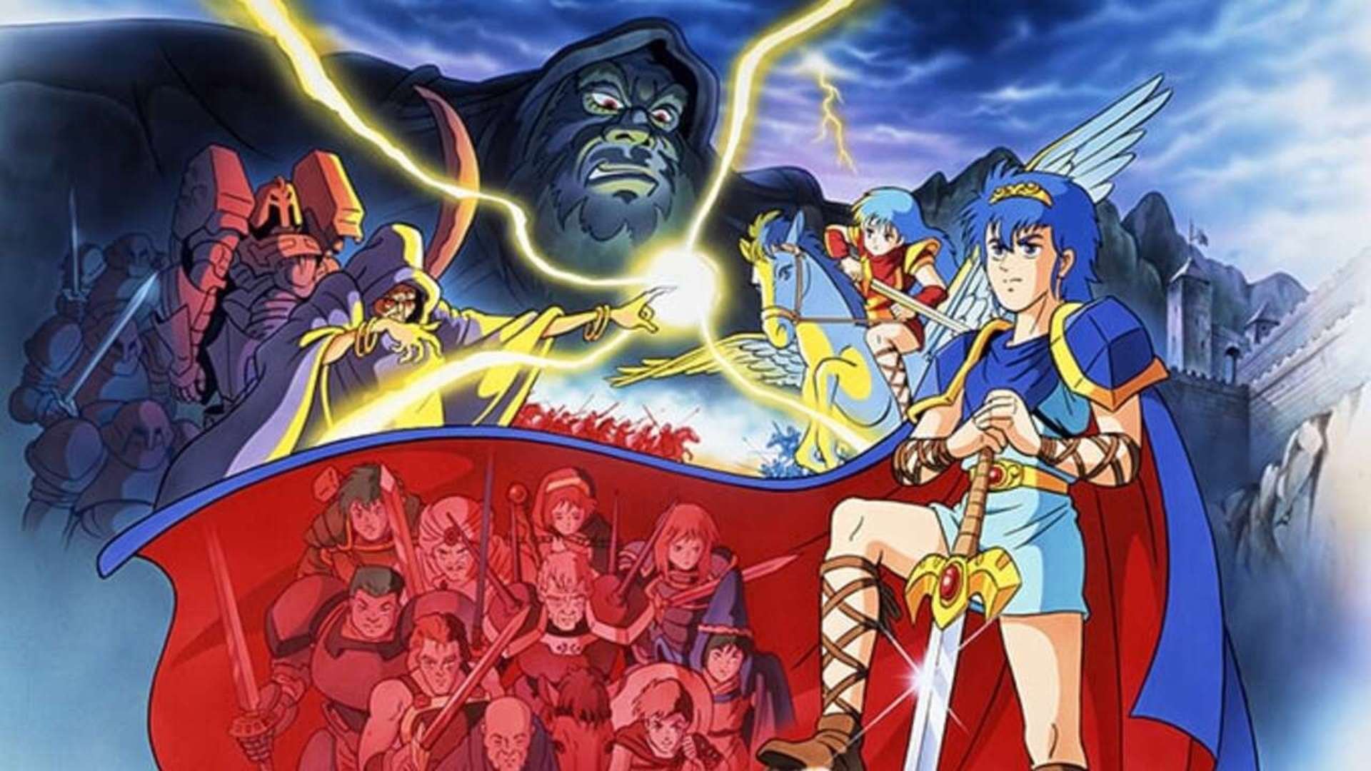 Fire Emblem: Shadow Dragon & The Blade of Light,