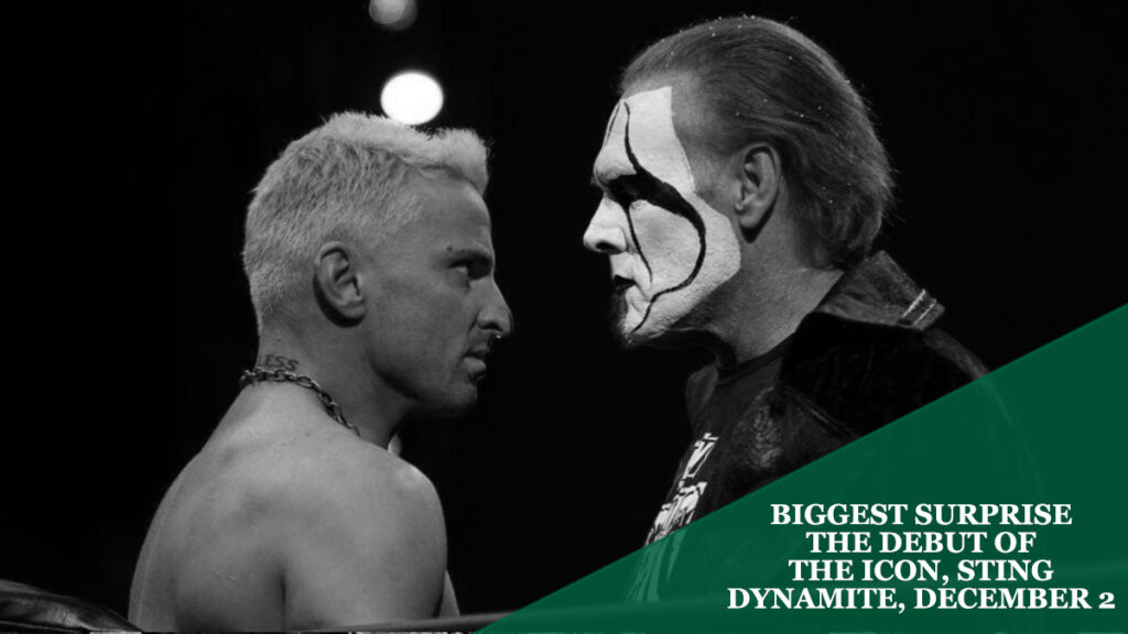 Sting and Darby Allin