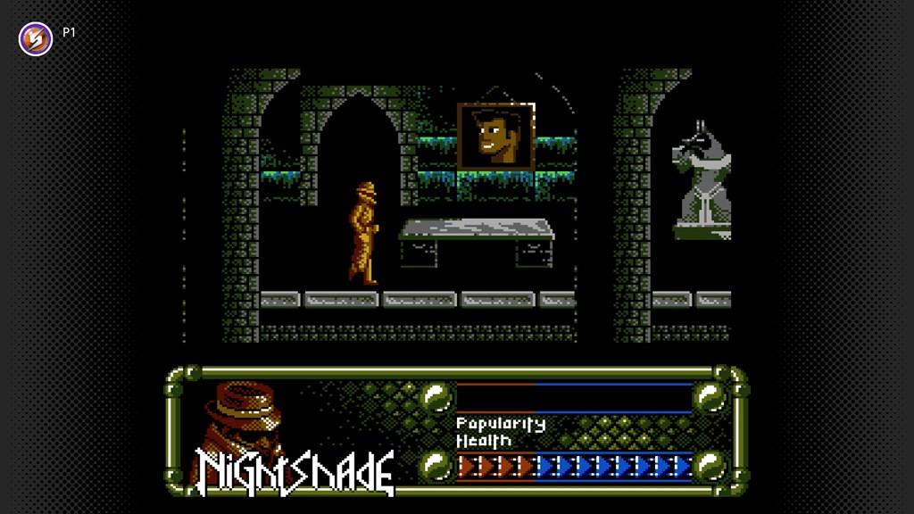 Nightshade NES Nintendo Switch