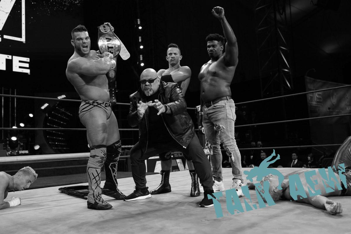 Great Wrestling Faction