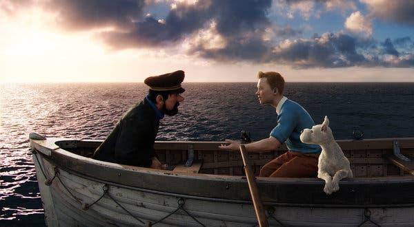 The Adventures of Tintin (2011)