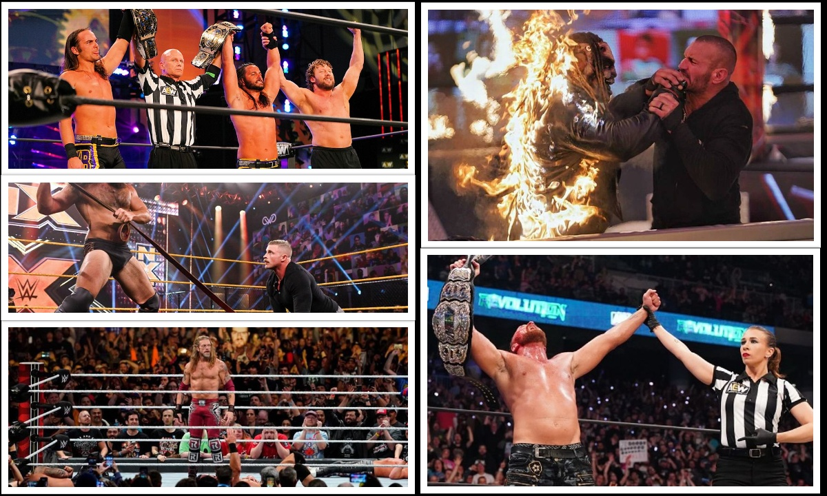 The Best Wrestling Pay-Per-Views Of 2020
