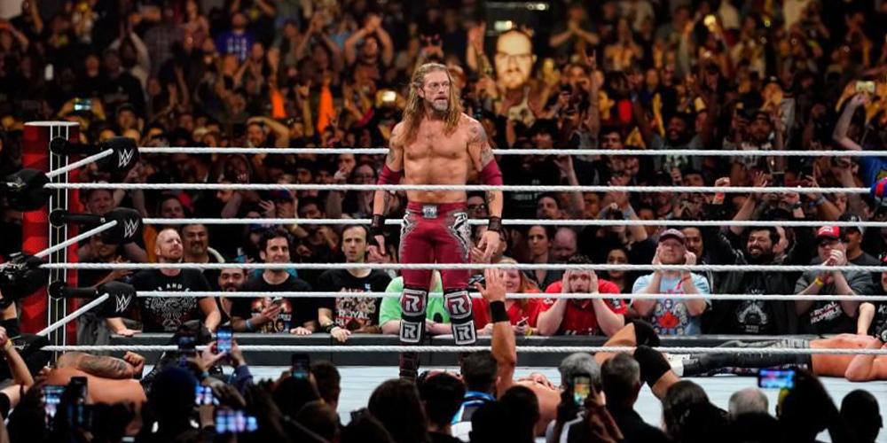 Edge Royal Rumble