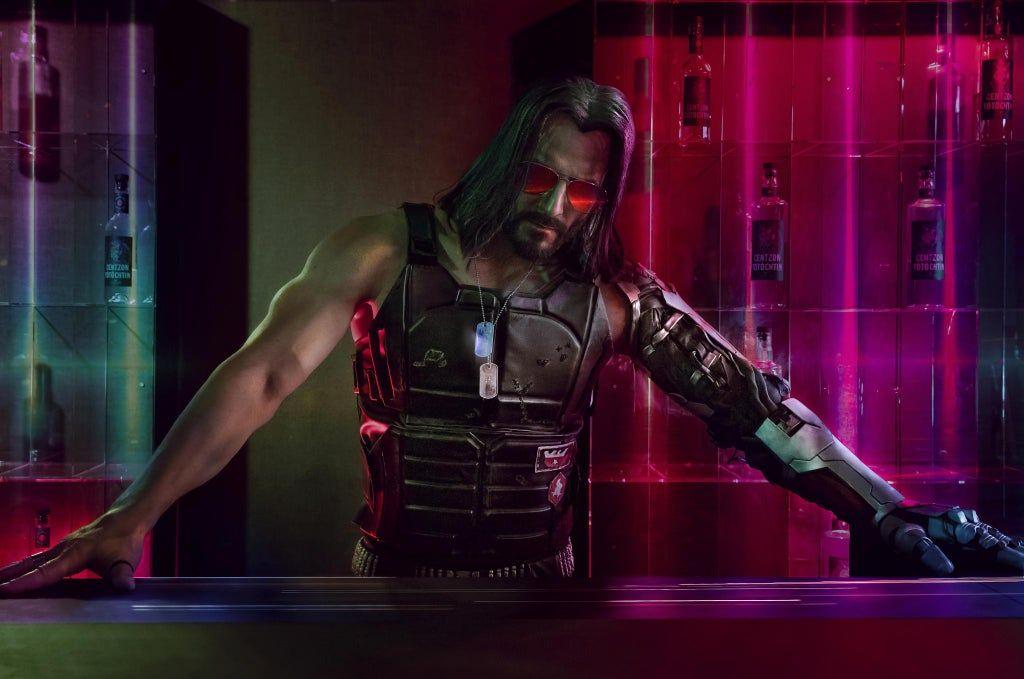 Anders Lundbjörk Cyberpunk 2077