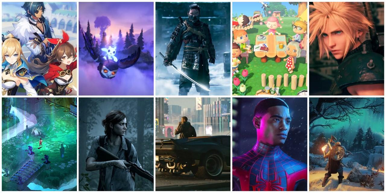 Video Game Soundtracks 2020
