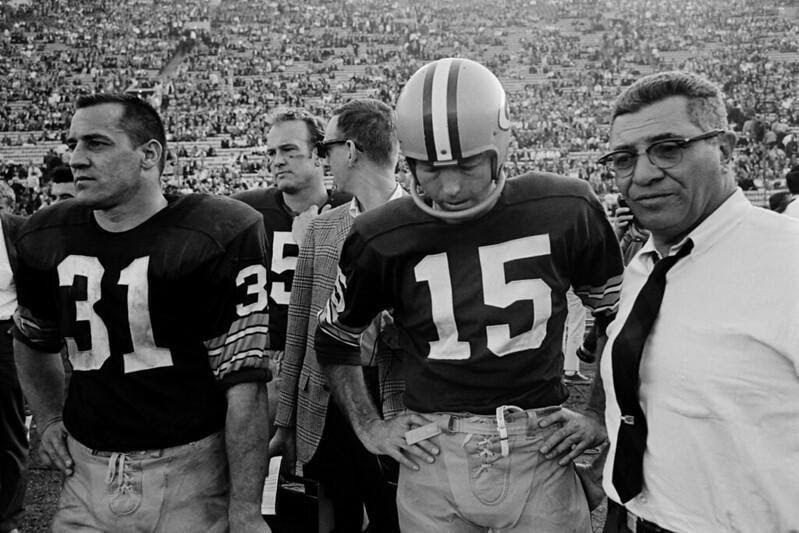 Bart Starr (Super Bowls I and II)
