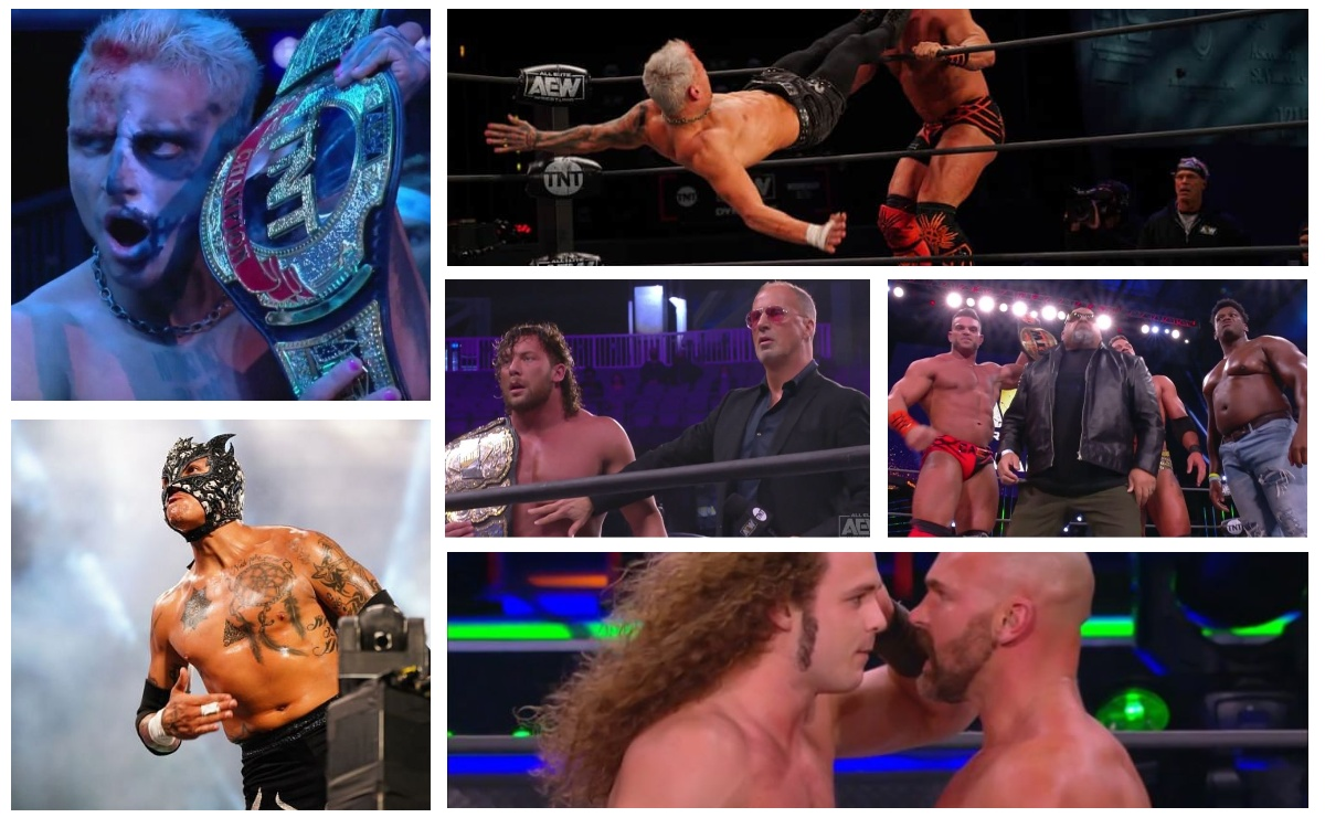 Best AEW Dynamite Matches of 2021
