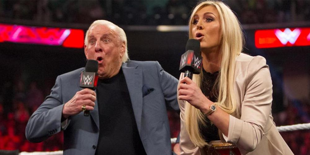 Charlotte Flair Ric Flair
