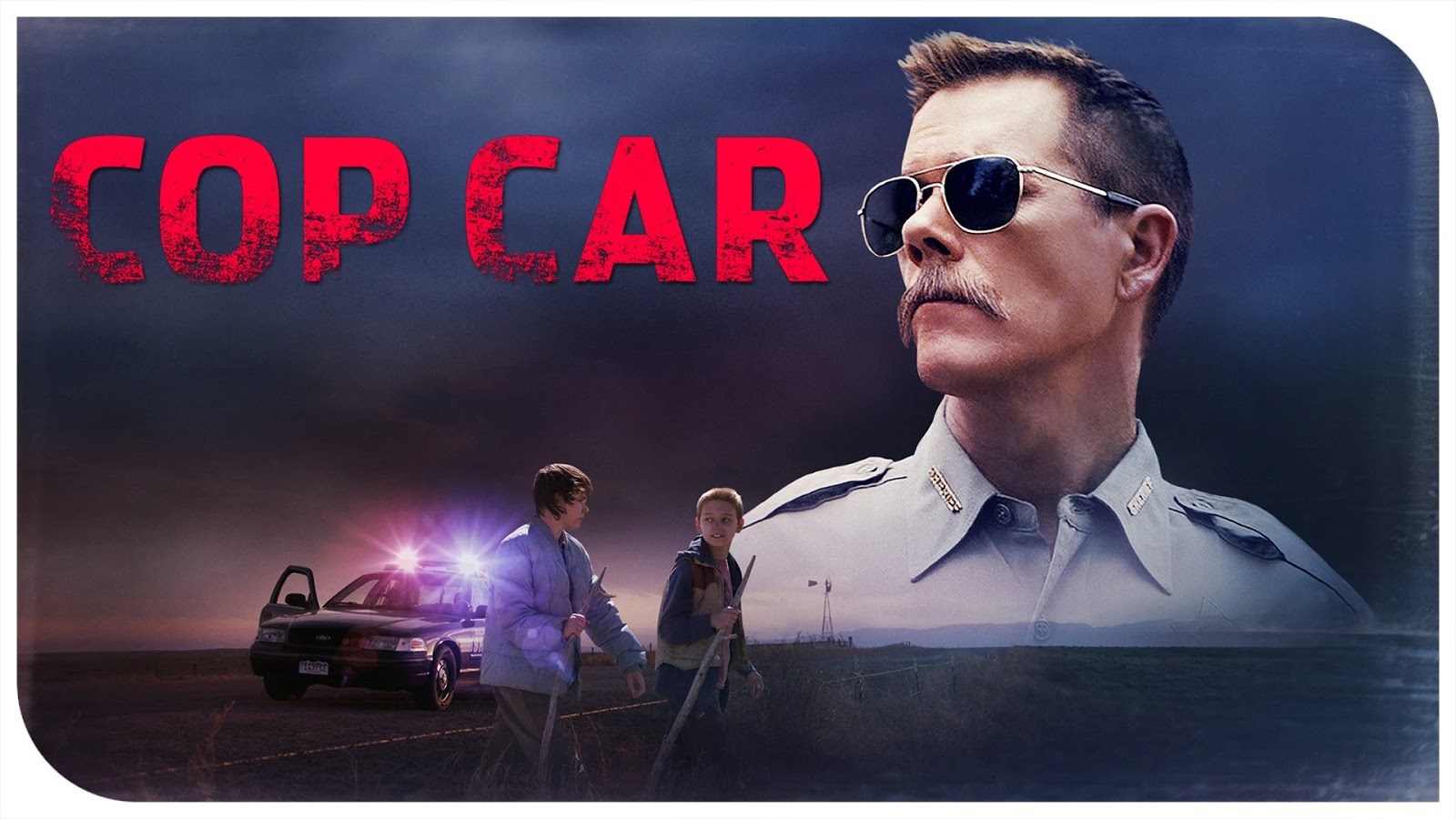Cop Car Movie Review Podcast