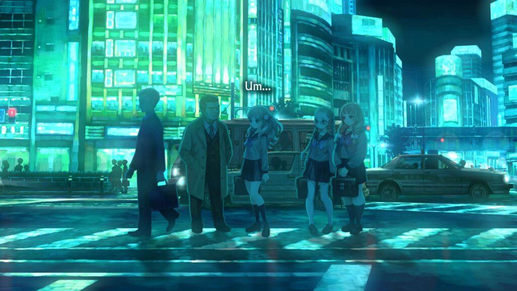 13 Sentinels Iori Fuyusaka