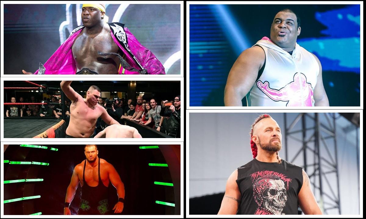 Five Best Big Men In Wrestling Today