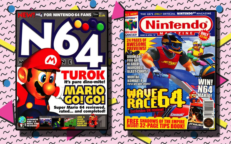 N64 Magazine 1997