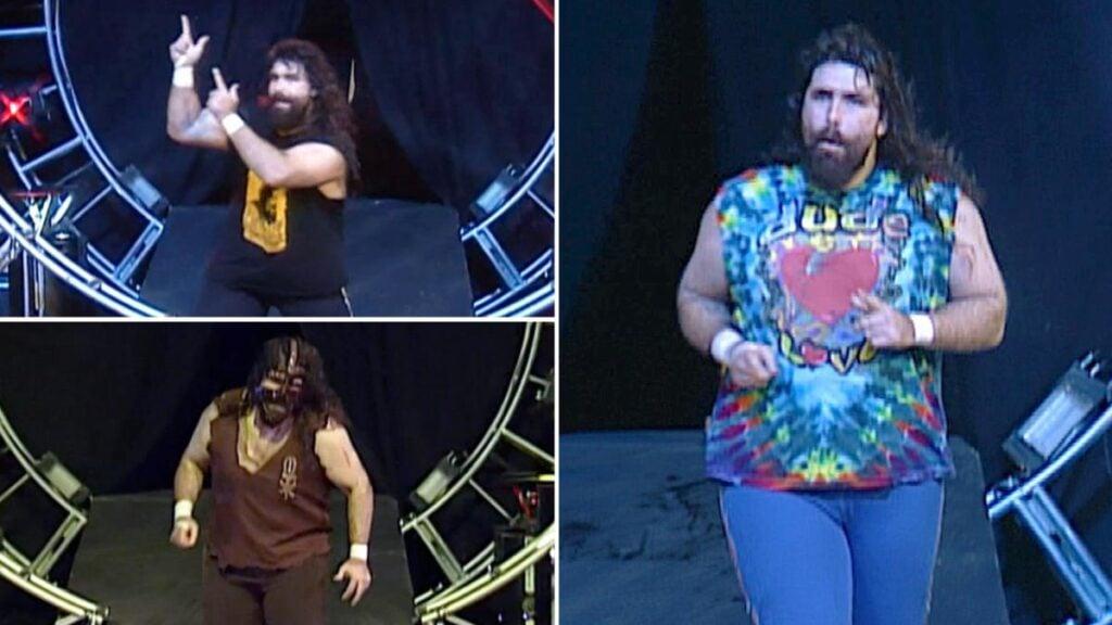 Mick Foley - 1998 Royal Rumble