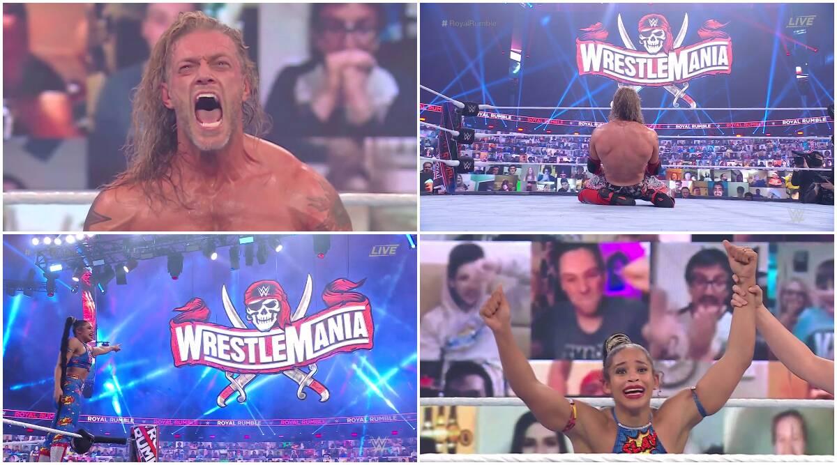 Royal Rumble 2021 Results