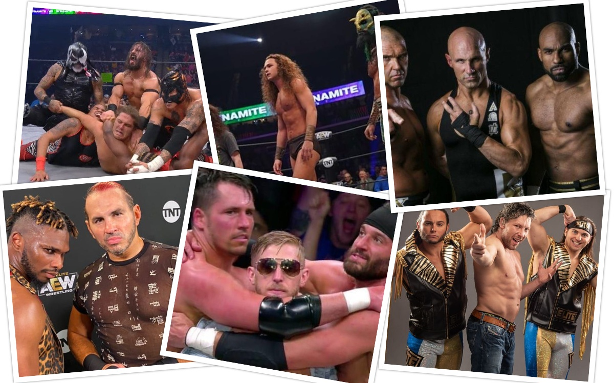 AEW Trios Tag Team Championship
