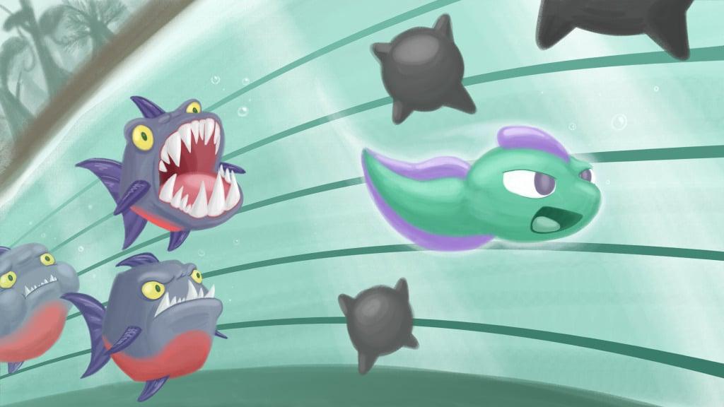 tadpole treble encore