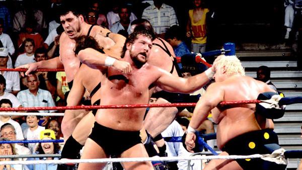 Ted Dibiase - 1990 Royal Rumble