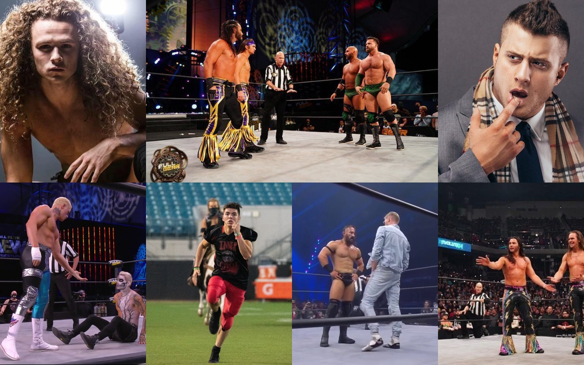 The Best AEW Matches of 2020