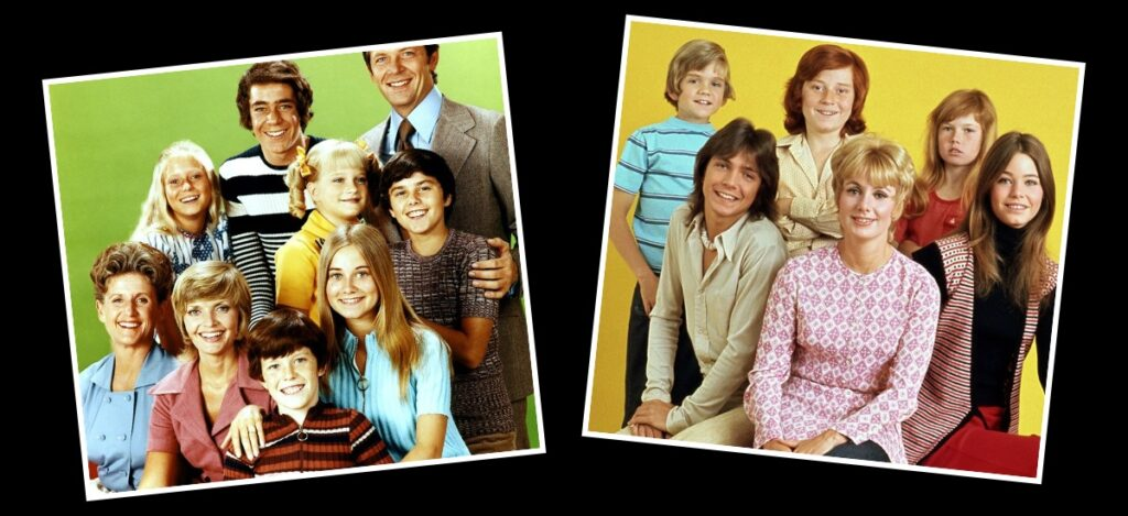 The Brady Bunch Meet the Partridge Family