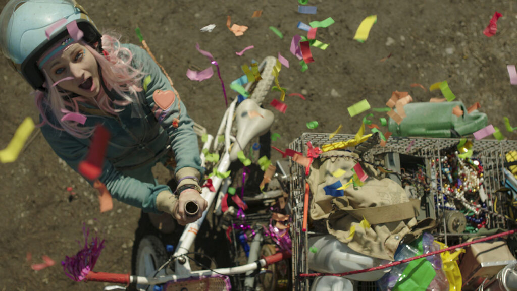 Turbo Kid 2015 review