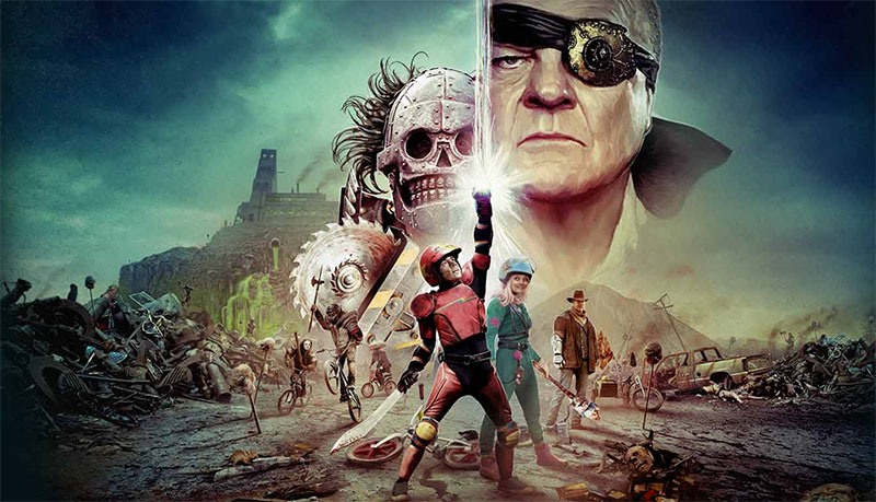 Turbo-Kid Podcast Review