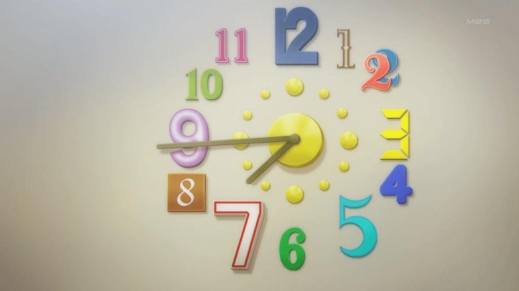 Puella Magi Madoka Magica death clock