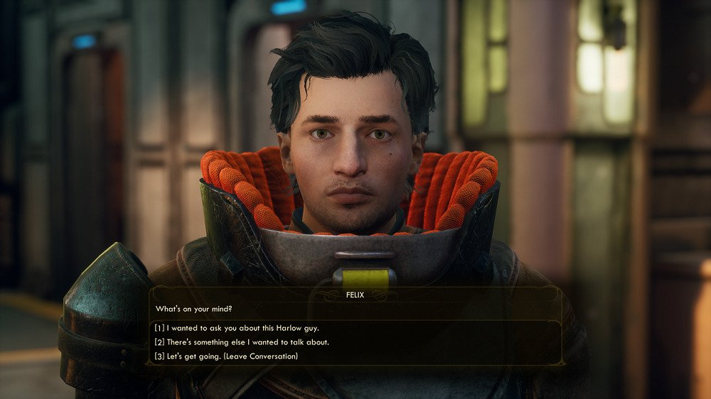 The Outer Worlds Felix