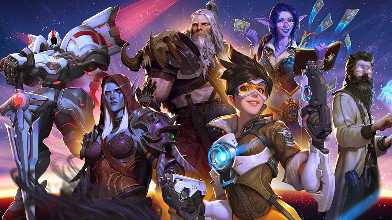 Blizzard BlizzCon 2021