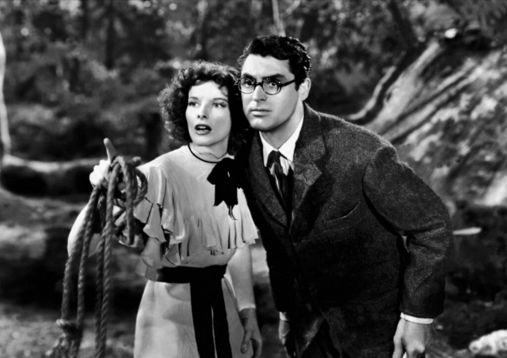 Bringing Up Baby (1938)