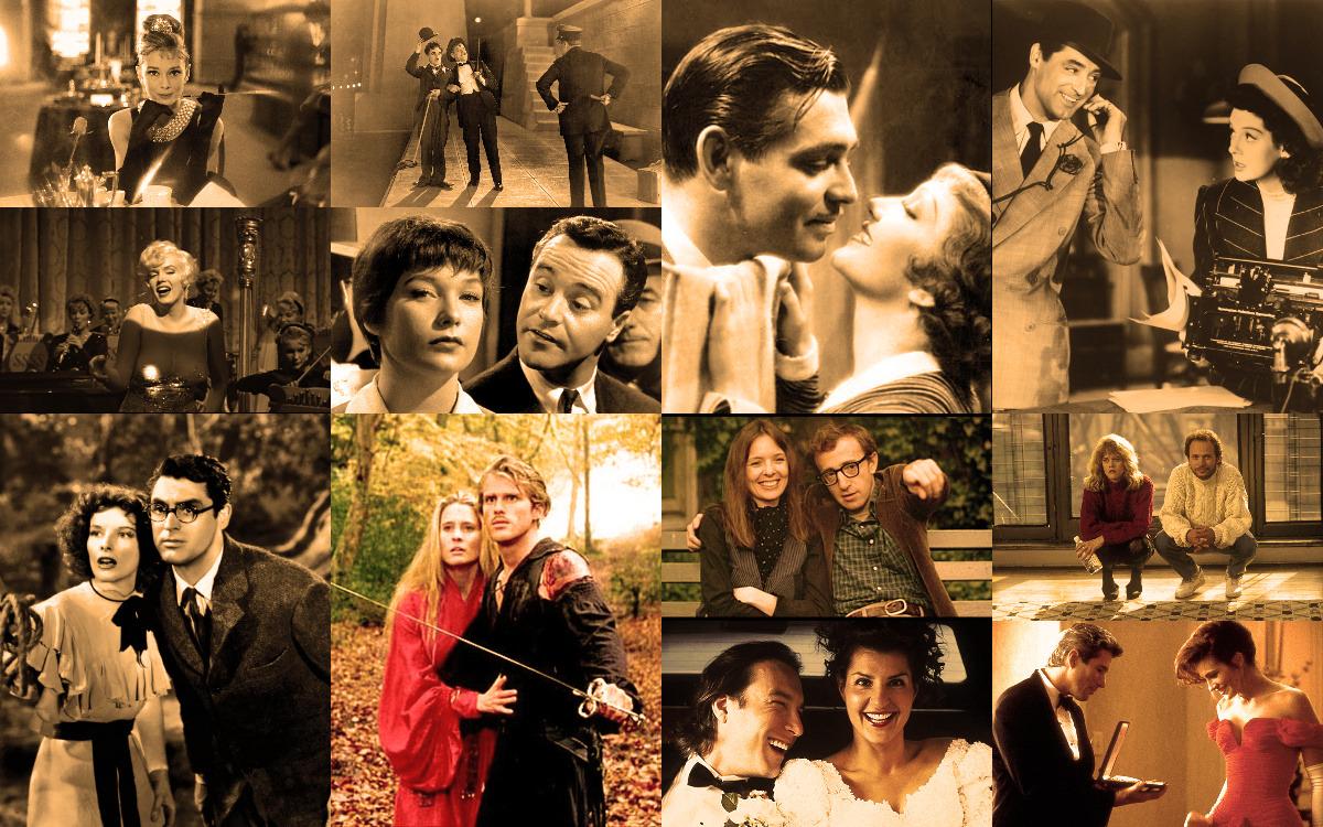 Greatest Romantic Comedies