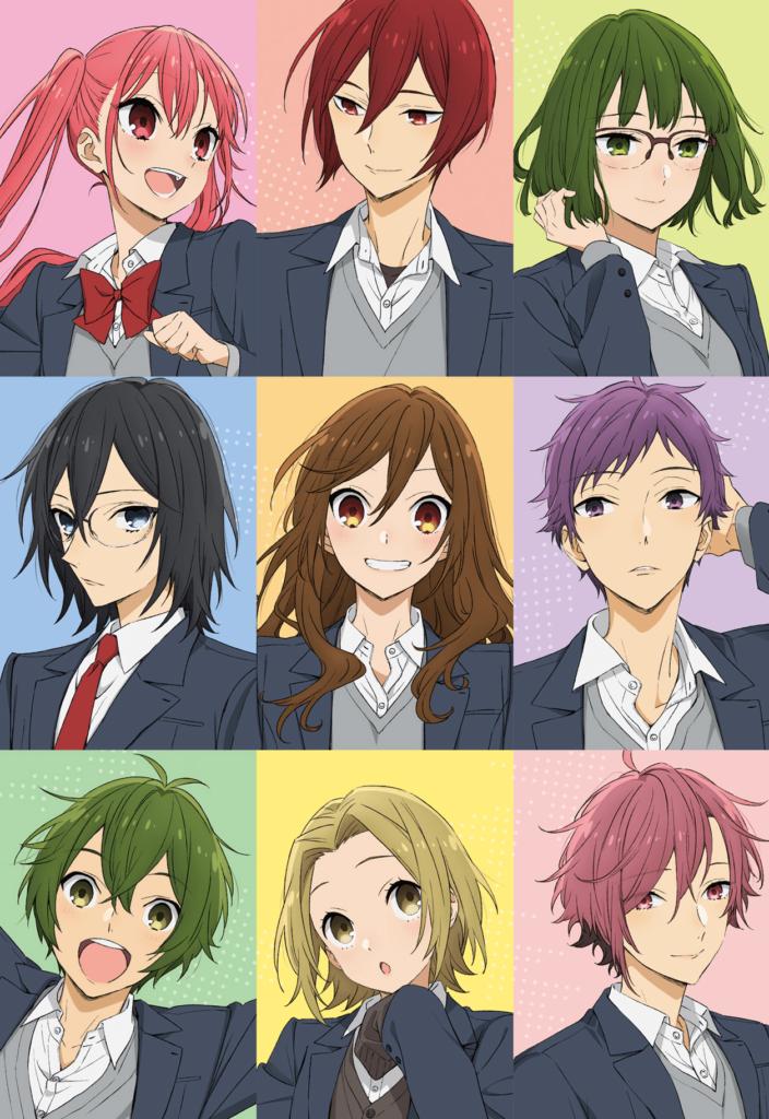 Horimiya anime