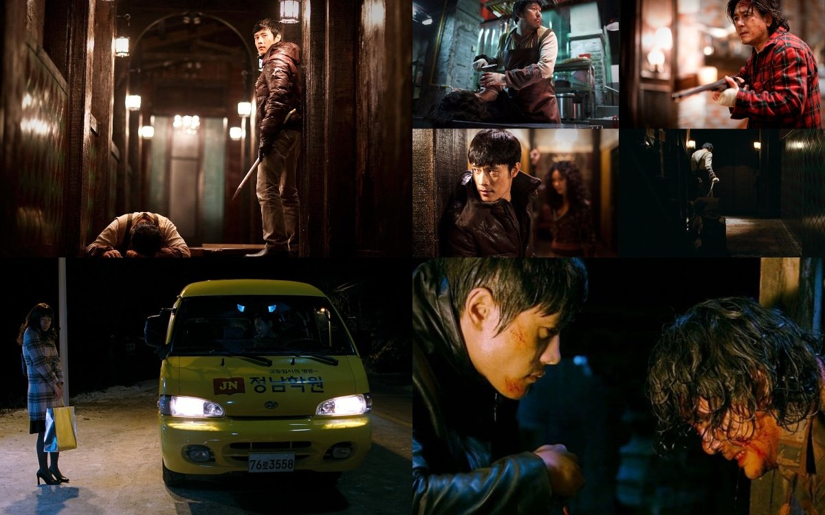 I Saw the Devil — One of the best South Korean Thrillers