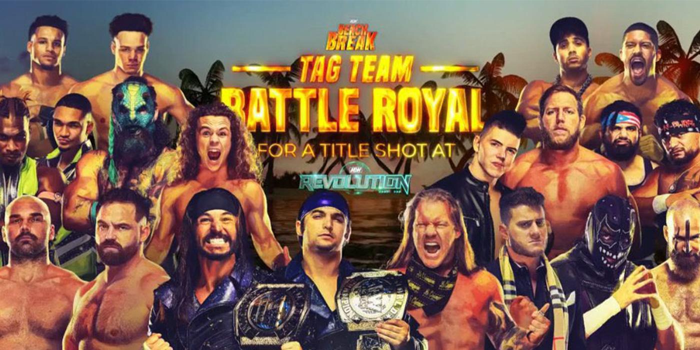 Tag Team Battle Royale