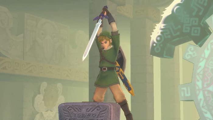 The Legend of Zelda Skyward Sword Review