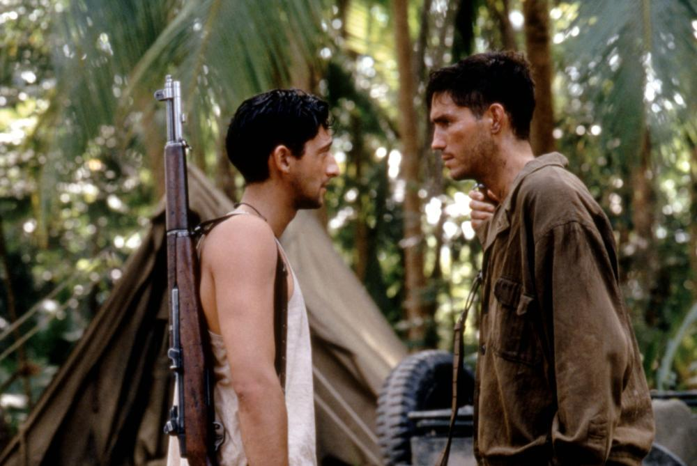 Thin Red Line 1998