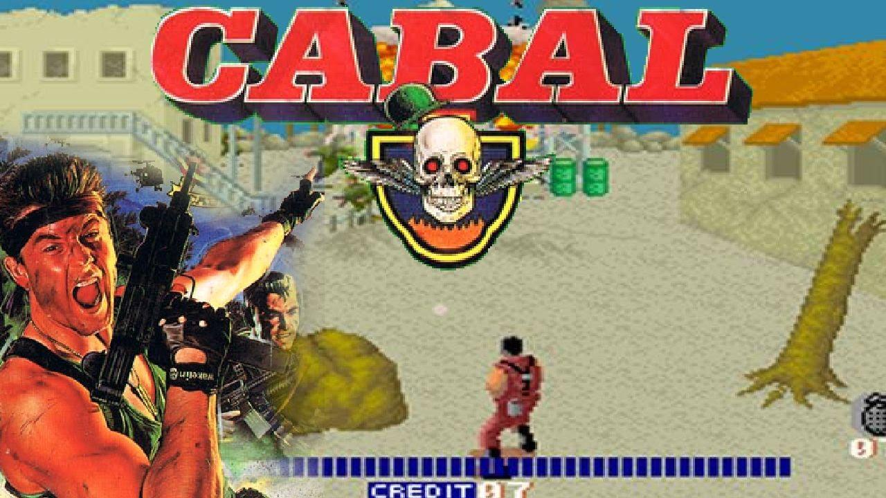 Cabal Arcade