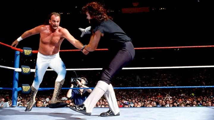 Wrestlemania VIII – Jake Roberts