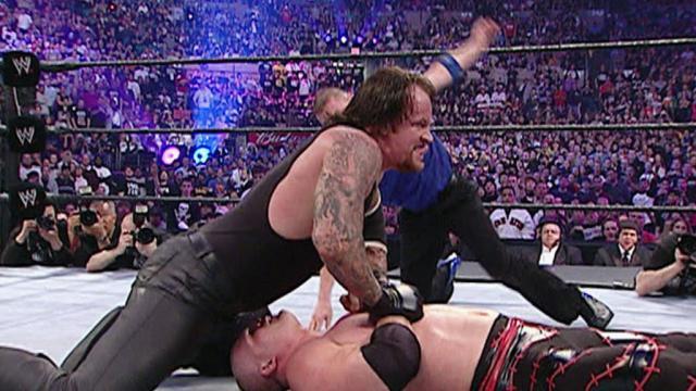 Wrestlemania XX – Kane 2 Undertaker