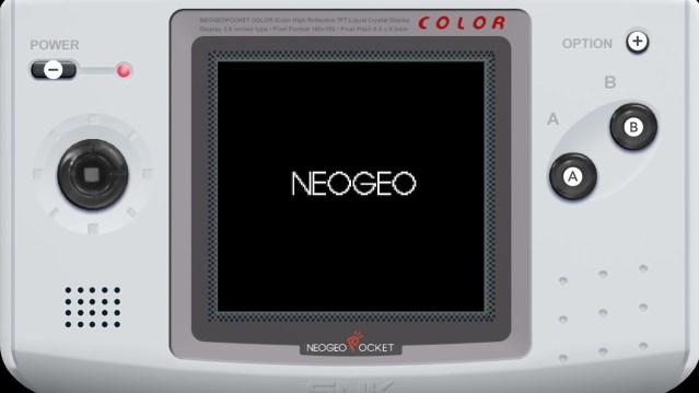 neogeo pocket color